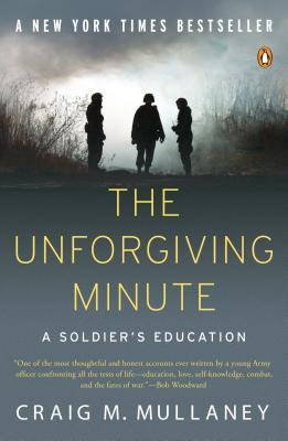 Image for The Unforgiving Minute: A Soldier's Education