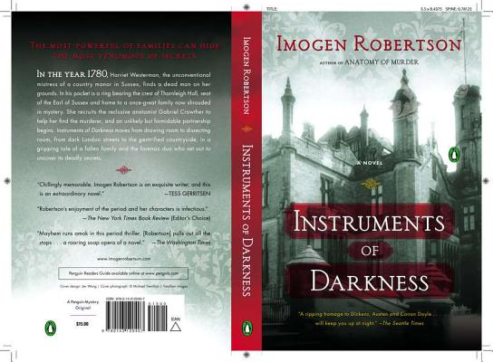 Image for Instruments of Darkness: A Novel