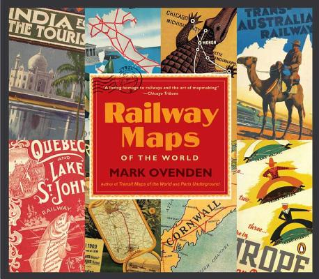 Image for Railway Maps of the World