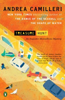 Image for Treasure Hunt (An Inspector Montalbano Mystery)