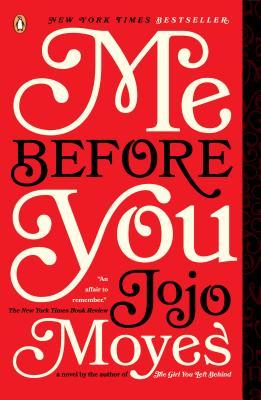 Me Before You, Jojo Moyes