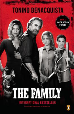 The Family: A Novel (Movie Tie-In), Tonino Benacquista