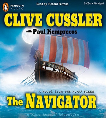 Image for The Navigator (The NUMA Files)
