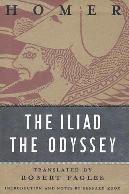 Iliad/the Odyssey, ROBERT FAGLES, BERNARD KNOX