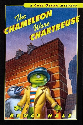 Image for The Chameleon Wore Chartreuse: A Chet Gecko Mystery