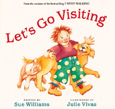 "Let's Go Visiting, ""Williams, Sue"""