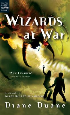 Image for Wizards at War: The Eighth Book in the Young Wizards Series