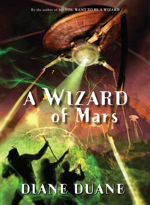 Image for A Wizard of Mars: The Ninth Book in the Young Wizards Series