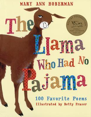 Image for The Llama Who Had No Pajama: 100 Favorite Poems