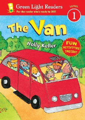 The Van (Green Light Readers Level 1), Keller, Holly