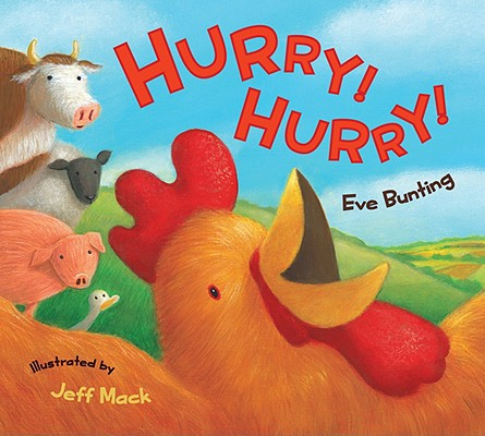 """Hurry! Hurry!, """"Bunting, Eve"""""""