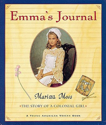 Image for Emma's Journal: The Story of a Colonial Girl