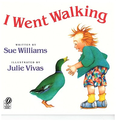I Went Walking (A Voyager/Hbj Book), Williams, Sue