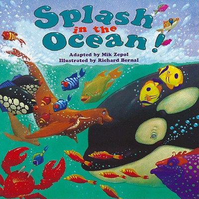 Image for Harcourt School Publishers Collections: Little Book Grade K Splash In The Ocean