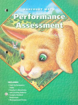 Image for Harcourt Math Performance Assessment: Grade 1 (Math 02 Y010)