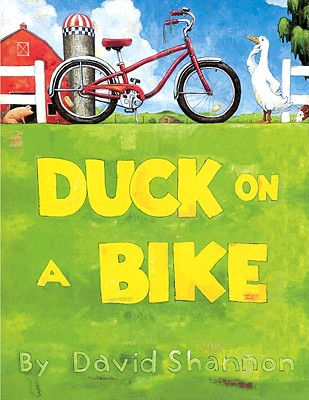 Image for Duck on a Bike (Storytown)