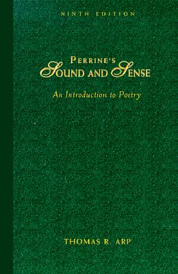 Image for Perrine's Sound and Sense: An Introduction to Poetry (9th Edition)