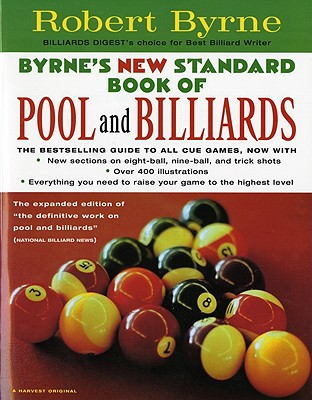 "Byrne's New Standard Book of Pool and Billiards, ""Byrne, Robert"""