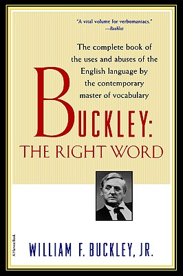 Image for Buckley: The Right Word