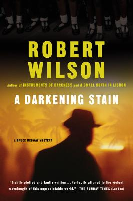 Image for A Darkening Stain (Bruce Medway Mystery Series)