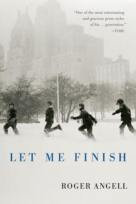Image for Let Me Finish