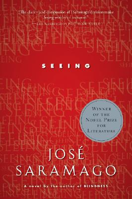 Seeing, Jose Saramago (Author), Margaret Jull Costa (Translator)