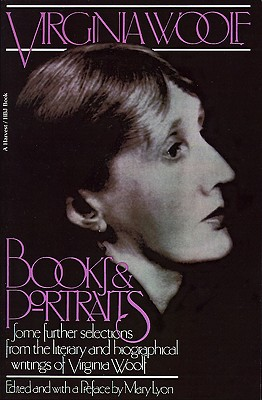 Image for Books & Portraits (Harvest/Hbj Book)