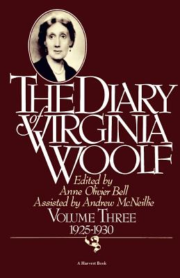 Image for Diary of Virginia Woolf: Volume Three: 1925-1930