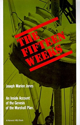 The Fifteen Weeks, Jones, Joseph Marion