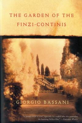 The Garden of the Finzi-Continis, Giorgio Bassani
