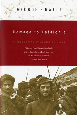 Homage to Catalonia (Harvest Book), GEORGE ORWELL