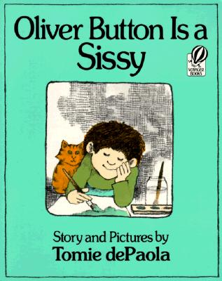 Oliver Button Is a Sissy, Tomie dePaola