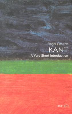 Image for Kant : A Very Short Introduction