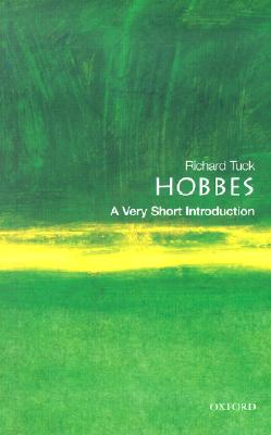 Image for HOBBES: A VERY SHORT INTRODUCTION