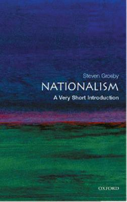 Image for NATIONALISM: A VERY SHORT INTRODUCTION