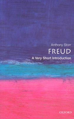 Freaud: A Very Short Introduction, Storr, Anthony
