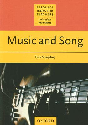 Image for Music and Song: Resource Books for Teachers