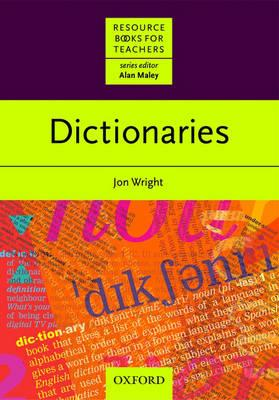 Image for Dictionaries: Resource Books for Teachers