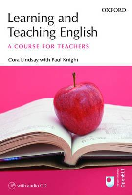Image for Learning and Teaching English  A Course for Teachers