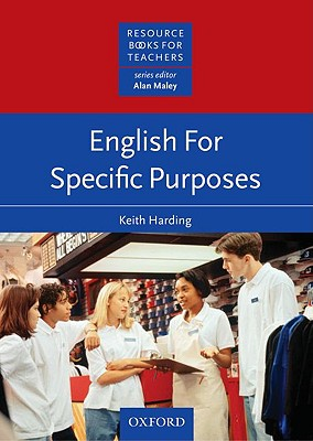 Image for English for Specific Purposes: Resource Books for Teachers