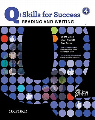 Image for Q Skills for Success: Reading and Writing 4: Student Book Pack