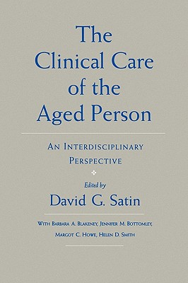 Image for Clinical Care of the Aged Person: An Interdisciplinary Perspective