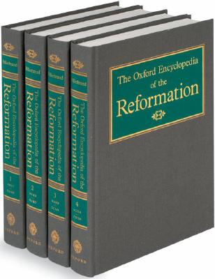 Image for The Oxford Encyclopedia of the Reformation