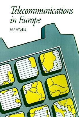 Image for Telecommunications in Europe (Communication and Society)