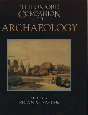Image for The Oxford Companion to Archaeology (Oxford Companions)