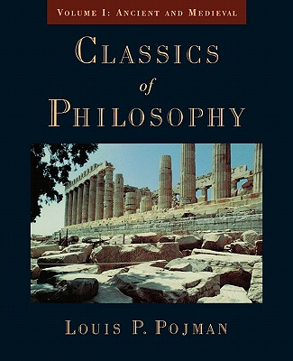 Image for Classics of Philosophy: Volume I: Ancient and Medieval