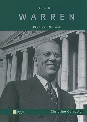 Image for Earl Warren: Justice for All (Oxford Portraits)