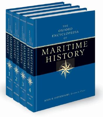 Image for The Oxford Encyclopedia of Maritime History (4 Volume Set)