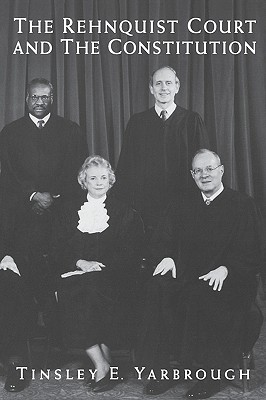 Image for The Rehnquist Court and the Constitution