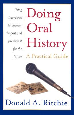 Image for Doing Oral History
